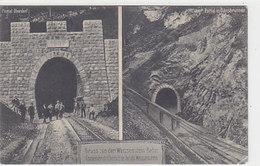 Gruss Von Der Weissensteinbahn - 1908        (P-164-60712) - Trains