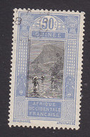 French Guinea, Scott #86, Used, Ford At Kitim, Issued 1912 - French Guinea (1892-1944)