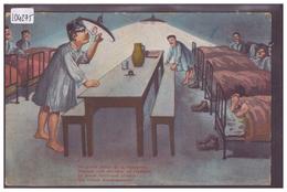 ARMEE SUISSE - MILITAIRE - HUMOUR - TB - Svizzera