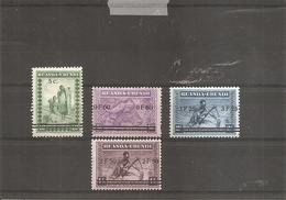 RuandaUrundi ( 114/117 XXX -MNh) - 1924-44: Mint/hinged