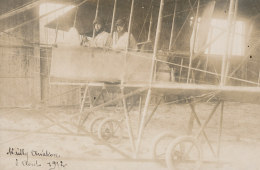 10 // MAILLY AVIATION    3 AOUT 1912 / CARTE PHOTO - Mailly-le-Camp