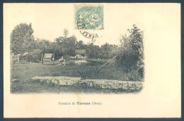 61 VILLERS En OUCHE Fontaine De TERNAN - France