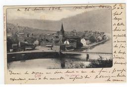 Tilff  Vue Générale 1902 - Esneux