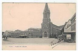 1.Tilff  . - Place De L'Eglise 1904 - Esneux