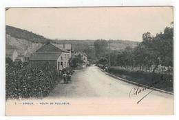 7. - Esneux. - Route De Poulseur 1904 - Esneux