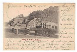 Esneux. - L'Hôtel Du Pont 1902 - Esneux