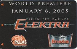 Palms Casino Las Vegas, NV Hotel Room Key - Hotel Keycards