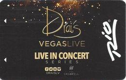 Rio Casino Las Vegas Hotel Room Key Card - Hotel Keycards