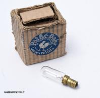 Pour Projecteur Cinéma PATHE BABY Ampoule Lampe De 12V Neuve Dans Sa Boite D'origine - Other Collections