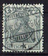 DR 1902 // Mi. 68 O (025..654) - Allemagne