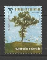LSJP ARGENTINA TREE QUEBRACHO COLORADO NATURE - Argentina