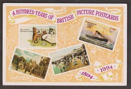 Centenary Of British Postcards - Unused 1994 - Events
