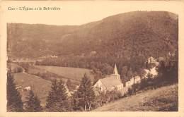 COO - L'Eglise Et Le Belvédère - Stavelot