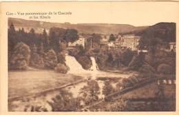 COO - Vue Panoramique De La Cascade Et Les Hôtels - Stavelot