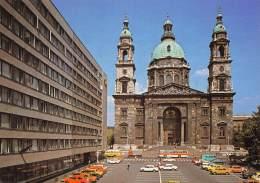 CPM - BUDAPEST - Szent Istvan Bazilika (XIX. Sz.) - Hongrie