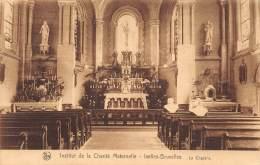 IXELLES-BRUXELLES - Institut De La Charité Maternelle - La Chapelle - Ixelles - Elsene