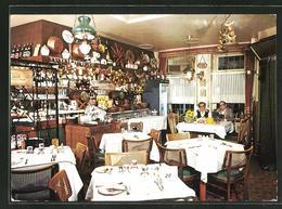 AK Frankfurt, Restaurant Da Angelo, Reuterweg 50 - Frankfurt A. Main