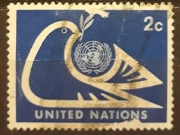 NACIONES UNIDAS - NEW YORK 1974 Postage Stamps. USADO - USED. - New York – UN Headquarters