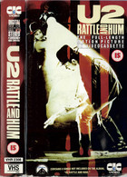 U2 - Rattle And Hum (Concert Movie) (VHS, PAL) - Concert & Music