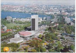 Hamburg - Blick Vom Fernsehturm Mit Congress Centrum Und Alster  -   **40432 - Allemagne