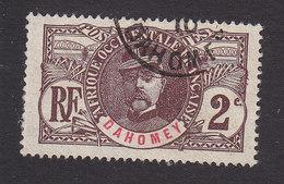 Dahomey, Scott #18, Used, Gen Louis Faidherbe, Issued 1906 - Dahomey (1899-1944)