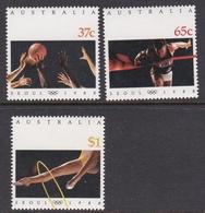Australia ASC 1164-1166 1988 Olympic Games Seoul, Mint Never Hinged - 1980-89 Elizabeth II