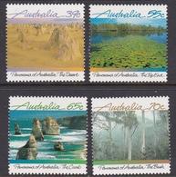 Australia ASC 1174-1177 1988 Panorama Of Australia, Mint Never Hinged - 1980-89 Elizabeth II