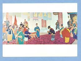 8384 Mongolia Notable People - Mongolia