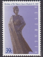 Australia ASC 1194 1989 Queen Elizabeth II Birthday, Mint Never Hinged - 1980-89 Elizabeth II