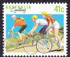 Australia ASC 1208 1989 Sports Series II 41c Cycling, Mint Never Hinged - 1980-89 Elizabeth II