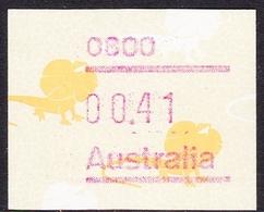 Australia ASC 1212 1989 Frama 41c Lizard, Mint Never Hinged - 1980-89 Elizabeth II