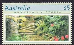 Australia ASC 1215 1989 Gardens $ 5 Mawarra, Mint Never Hinged - 1980-89 Elizabeth II
