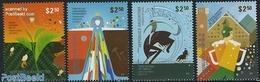 Argentina 2011 National Festivals 4v, (Mint NH), Health - Food & Drink - Various - Folklore - Argentina