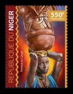 Niger 2017 Mih. 4844 Canary Woman MNH ** - Niger (1960-...)