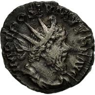 Monnaie, Postume, Antoninien, 260-269, Trèves Ou Cologne, Rare, TTB, Billon - 5. L'Anarchie Militaire (235 à 284)