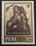 Peru  - MH* - 1976 - # 1026 - Peru