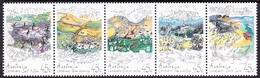 Australia ASC 1350-1354 1992 Landcare, Mint Never Hinged - 1990-99 Elizabeth II