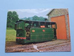 TTA Tramway Touristique De L'Aisne : P 169 Locomotive Type Vicinal N° 1076 ( La Dendre ) Anno 19?? ( Voir Photo ) ! - Erezée