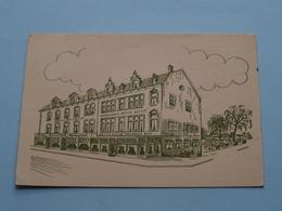 """Hotel - Restaurant """" BELLEVUE """" & """" PETITE SUISSE """" & """" IN 'T WITTE PAARD """" ( Valkenburg ) Anno 1969 ( Voir Photo ) ! - Valkenburg"""