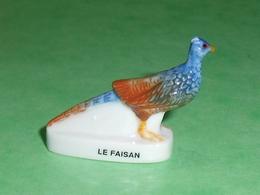 Fèves / Animaux / Oiseaux : Le Faisan      TB110E - Animals