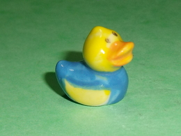 Fèves / Animaux : Canard      TB110Q - Animals