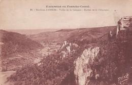 Vallée De La Cuisance - Environs D'Arbois -  Jura -  Dépt 39 - Rocher De La Madeleine - Francia