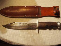 Original Bowie - Knives/Swords