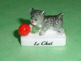 Fèves / Animaux / Chats : Le Chat  T94 - Animals