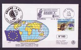 ESPACE - ARIANE Vol Du 1996/06 V87 - Conseil De L'Europe - 1 Document - Europe