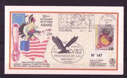 ESPACE - ARIANE Vol Du 1996/01 V82 - Conseil De L'Europe - 1 Document - Europe