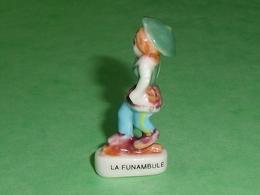 F / Fèves / Personnalisée : La Funambule , Acrobate  ( Banette )  T127 - Characters