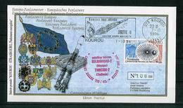 ESPACE - ARIANE Vol Du 1994/10 V68 - Conseil De L'Europe - 1 Document - Europe