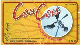 Etiket België 0394 - Beer