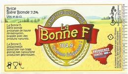 Etiket België 413 - Beer